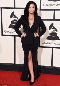 Grammy Award's Red Carpet 2016