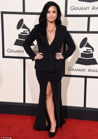 Grammy Award's Red Carpet 2016